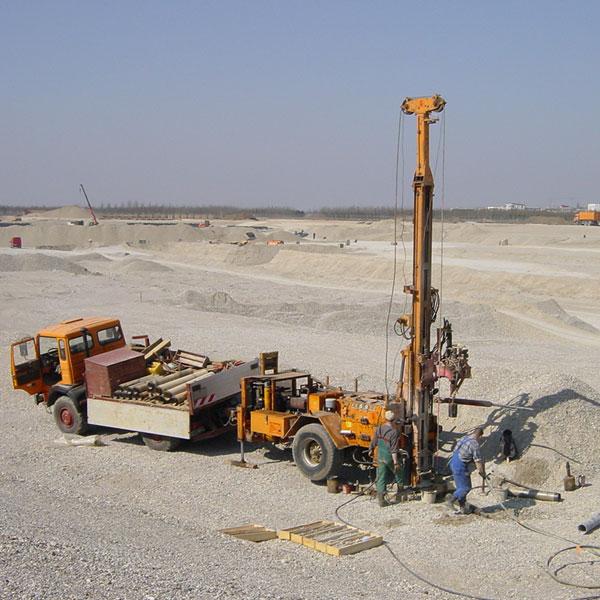 Baugrund, Geotechnik Regensburg Geotechnisches Büro Regensburg